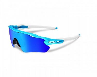 Sluneční brýle Oakley RADAR EV Sky/sapphire iridium