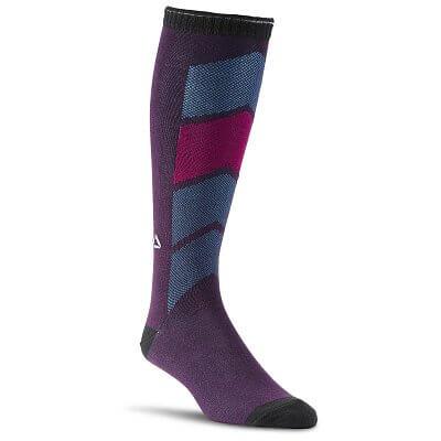 Běžecké podkolenky Reebok OS Run U Knee Socks