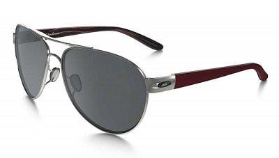 Sluneční brýle Oakley DISCLOSURE  POLISHED BLACK ICE BLACK IRIDIUM