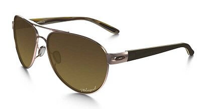 Sluneční brýle Oakley DISCLOSURE  POLISHED BLACK OO GREY POLARIZED
