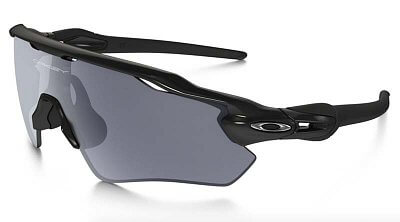 Sluneční brýle Oakley Radar EV Path Polished Black w/ Grey