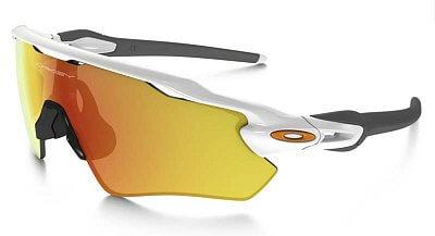 Sluneční brýle Oakley RADAR EV PATH POLISHED WHITE FIRE IRIDIUM