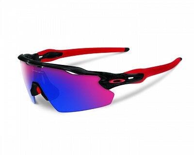 Sluneční brýle Oakley Radar EV Pitch MttBlckInk w/ PosRedIrid
