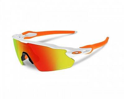 Sluneční brýle Oakley Radar EV Pitch PolWhite w/ FireIridPolar