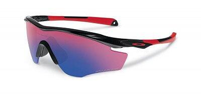 Sluneční brýle Oakley M2 Frame Pol Blk w/ OO Red Irid Polar