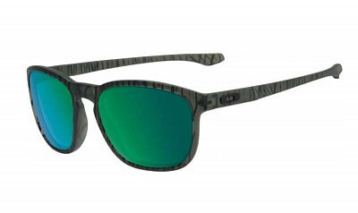 Sluneční brýle Oakley ENDURO  MATTE OLIVE INK JADE IRIDIUM