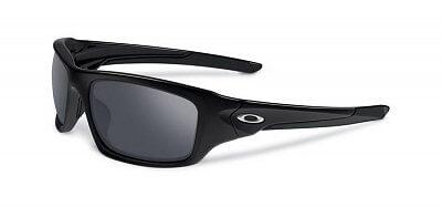 Sluneční brýle Oakley Valve Polished Black w/ Black Iridium