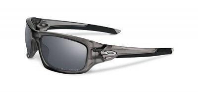 Sluneční brýle Oakley Valve Matte Gry Smoke w/ Blk Irid Polar