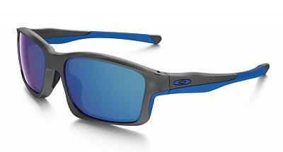 Sluneční brýle Oakley Chainlink Matte Dark Grey w/ Ice Irid