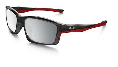 Sluneční brýle Oakley CHAINLINK  POLISHED BLACK CHROME IRIDIUM