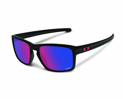 Oakley Sliver Matte Black MM w/+ Red Ird