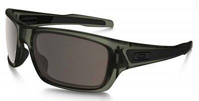 Sluneční brýle Oakley TURBINE  MATTE OLIVE INK WARM GREY
