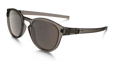 Sluneční brýle Oakley LATCH  MATTE SEPIA WARM GREY
