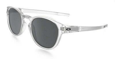 Sluneční brýle Oakley LATCH  MATTE CLEAR BLACK IRIDIUM