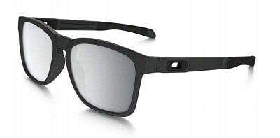 Sluneční brýle Oakley CATALYST  STEEL CHROME IRIDIUM