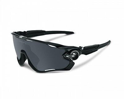 Sluneční brýle Oakley Jawbreaker Pol Black w/ Black Iridium