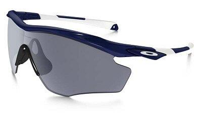 Sluneční brýle Oakley M2 FRAME XL XL POLISHED NAVY GREY