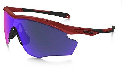 Sluneční brýle Oakley M2 FRAME XL XL REDLINE POSITIVE RED IRIDIUM
