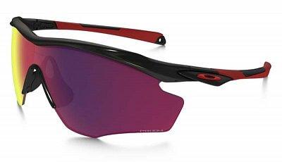 Sluneční brýle Oakley M2 FRAME XL XL POLISHED BLACK PRIZM ROAD