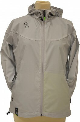 On Cloud Performance Running Jacket W glac. grey