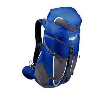 Tašky a batohy Inov-8 Batoh race pac 32 modrá