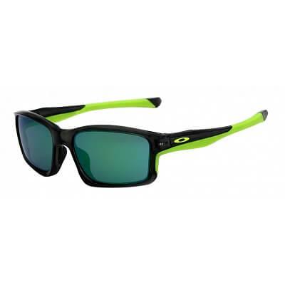 Sluneční brýle Oakley Chainlink Grey Smoke w/ Jade Irid