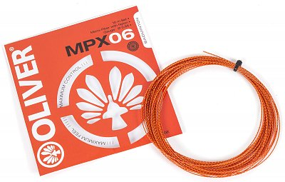 Badmintonový výplet - 10 metrů Oliver STRING MPX 06