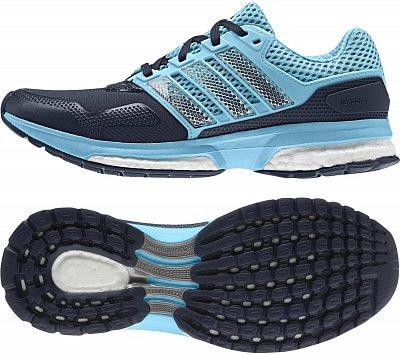 Dámské běžecké boty adidas response 2 techfit w