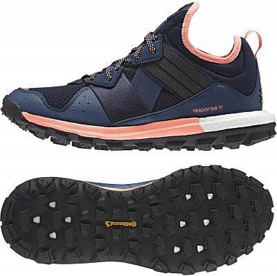 Dámské běžecké boty adidas response tr boost w