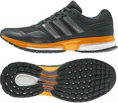 Pánské běžecké boty adidas response 2 graphic m