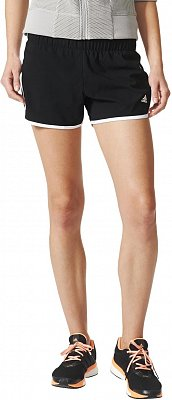 Dámské běžecké kraťasy adidas M10 Woven 3-Stripe Short