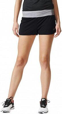 Dámské běžecké kraťasy adidas Grete Heather Short