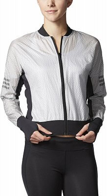 Dámská běžecká bunda adidas adizero Track Jacket W