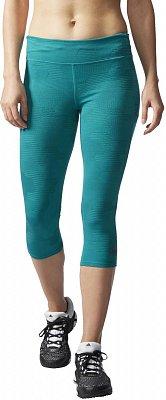 Dámské běžecké kalhoty adidas ADISTAR KNIT 3/4 TIGHT W