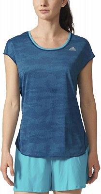 Dámské běžecké tričko adidas RUN REV SS T