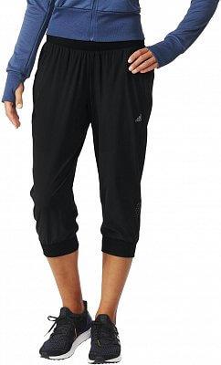 Dámské běžecké kalhoty adidas RUN 3/4 PNT