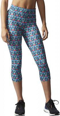 Dámské běžecké kalhoty adidas SUPERNOVA Q1 3/4 TIGHT W