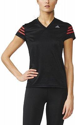 Dámské běžecké tričko adidas Response Tee W