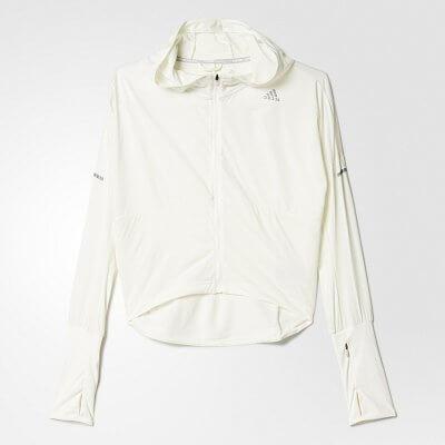 Dámská běžecká bunda adidas STRETCH JACKET W