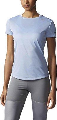 Dámské běžecké tričko adidas SQ CC RUN SS T M