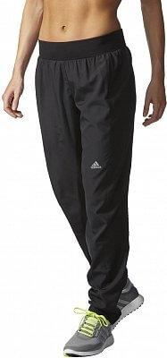 Dámské běžecké kalhoty adidas SQ CC WIND P W