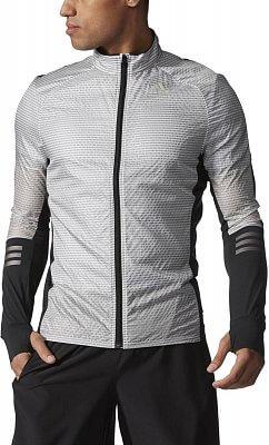 Pánská běžecká bunda adidas adizero Track Jacket W