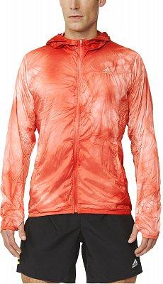 Pánská běžecká bunda adidas KANOIP PD JKT