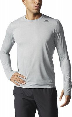 Pánské běžecké tričko adidas Supernova Long Sleeve Tee M