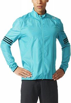 Pánská běžecká bunda adidas Response Wind Jacket M