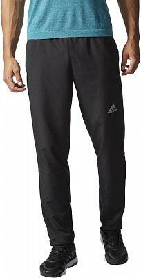 Pánské běžecké kalhoty adidas SQ CC WIND P M