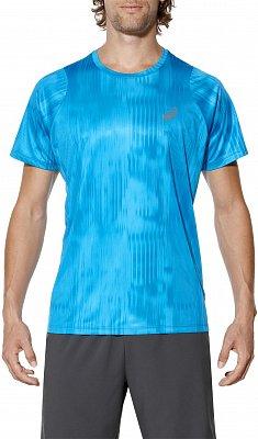Pánské běžecké tričko Asics fuzeX Printed  Tee