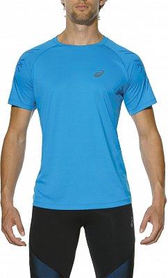 Pánské běžecké tričko Asics SS Stripe Top