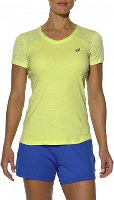 Dámské běžecké tričko Asics fuzeX V-Neck SS Top