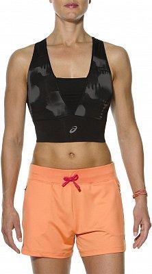 Dámské běžecké tričko Asics fuzeX Layering Top